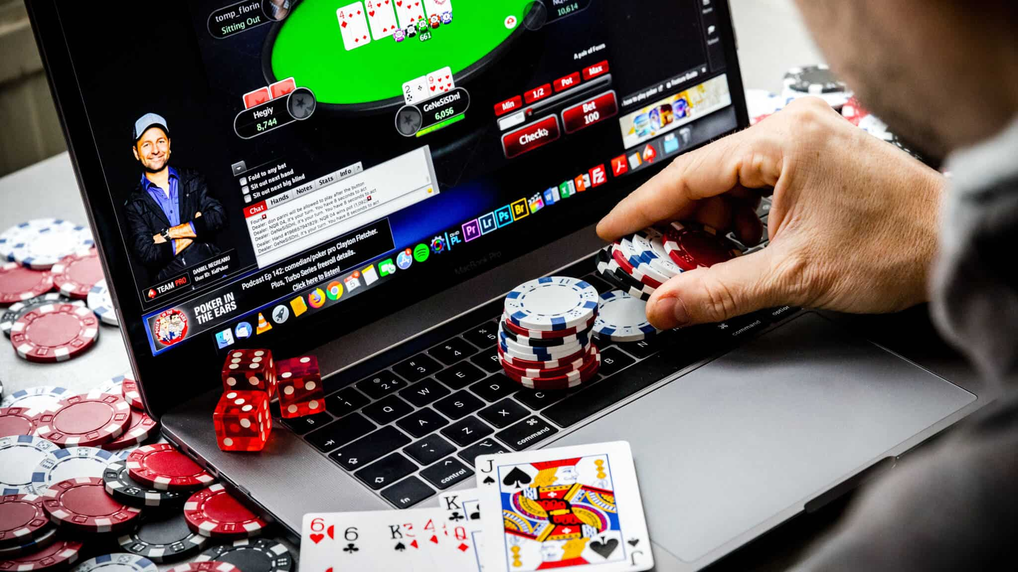 Overview of online casino video games